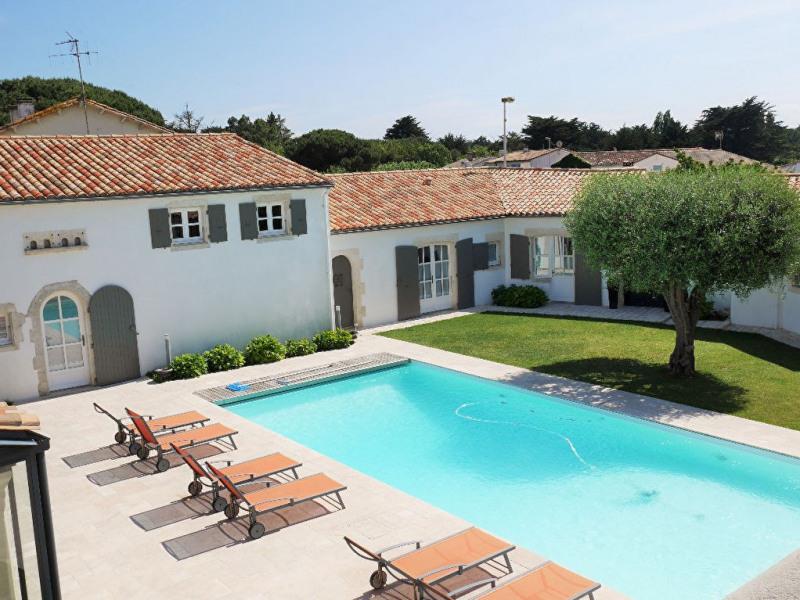 Vente de prestige maison / villa Le bois plage en re 2677500€ - Photo 5