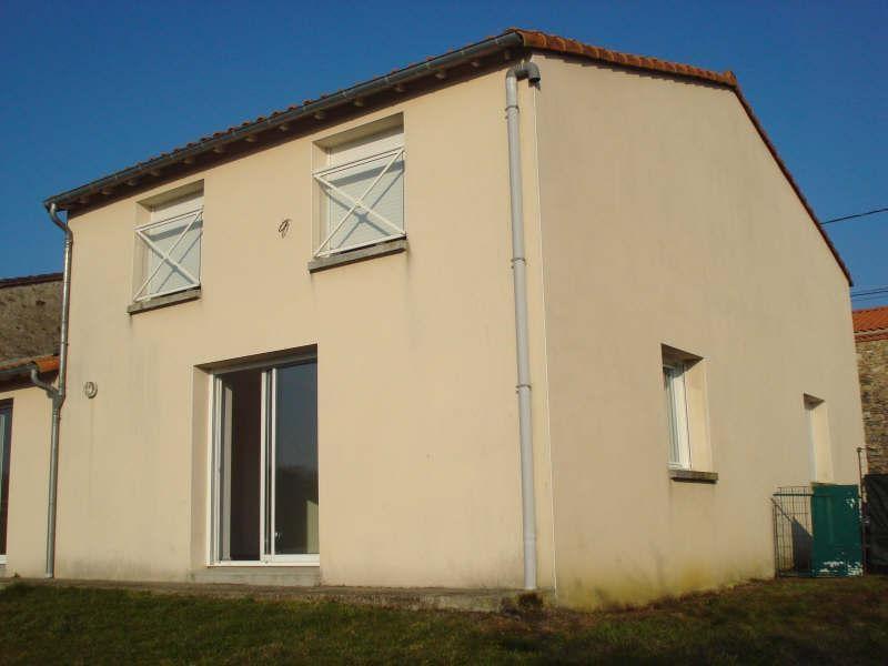 Location maison / villa Tillieres 760€ CC - Photo 8
