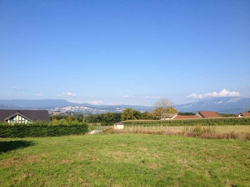 Vente terrain Les abrets 86000€ - Photo 2