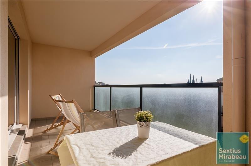 Vente appartement Aix en provence 433000€ - Photo 1