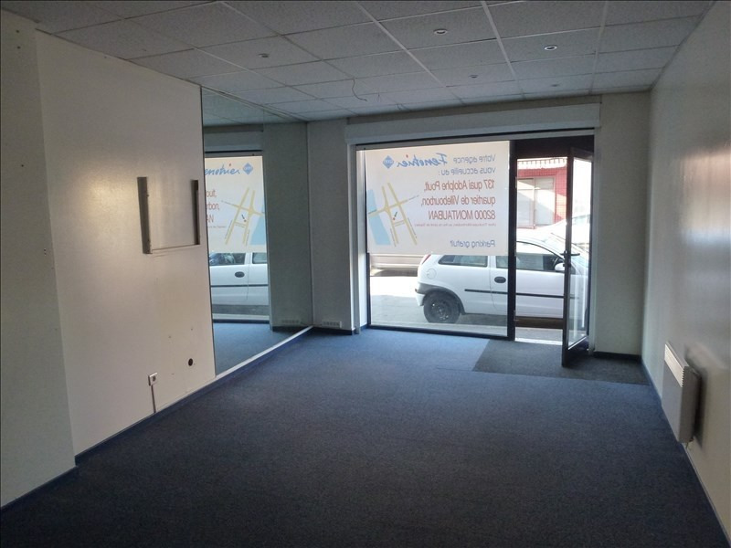 Location local commercial Montauban 600€ HT/HC - Photo 1