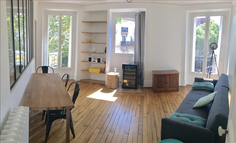 Rental apartment Clichy 1465€ CC - Picture 1