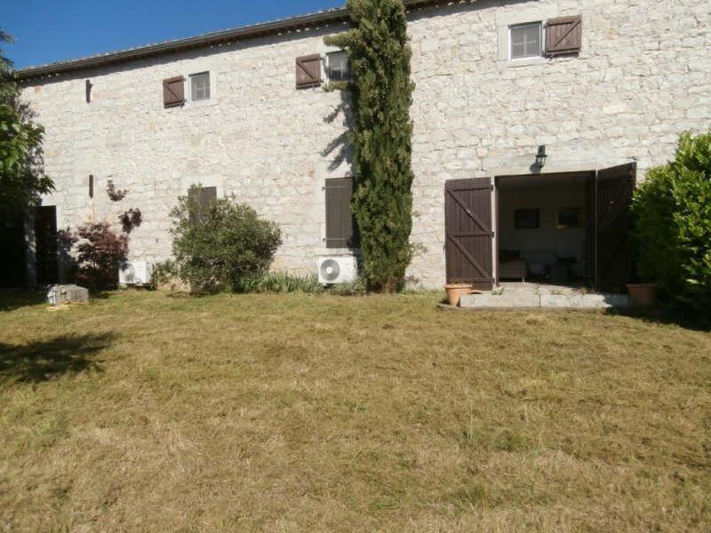 Venta  casa Ruoms 227000€ - Fotografía 4