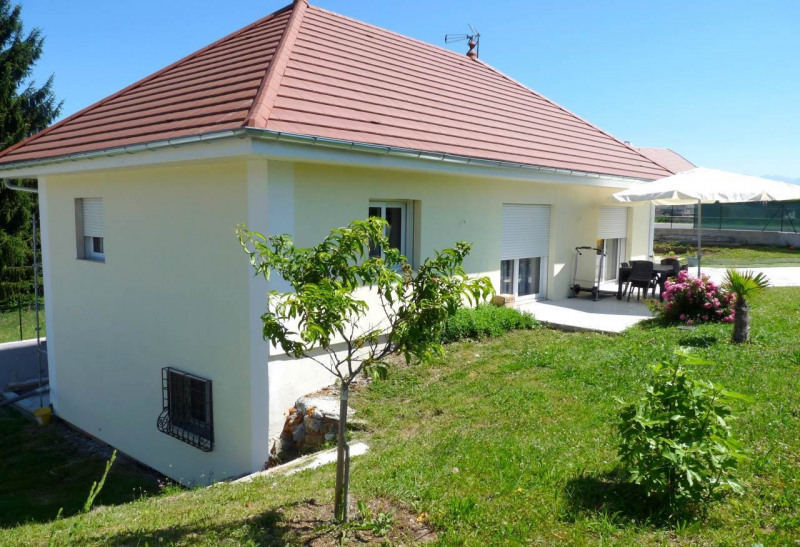 Sale house / villa Pers-jussy 450000€ - Picture 1