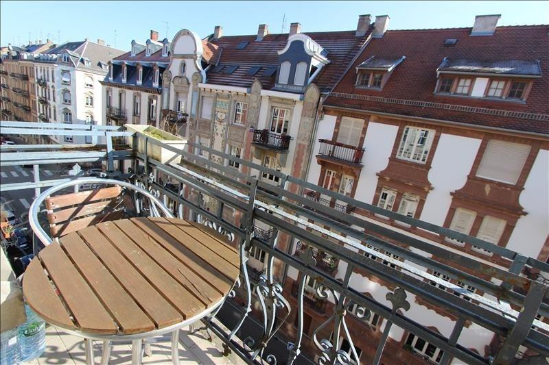 Deluxe sale apartment Strasbourg 630000€ - Picture 1