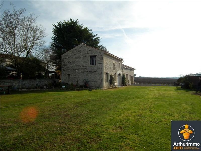 Vente maison / villa Matha 216275€ - Photo 2