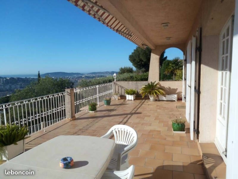 Vente de prestige maison / villa Toulon 595 000€ - Photo 1