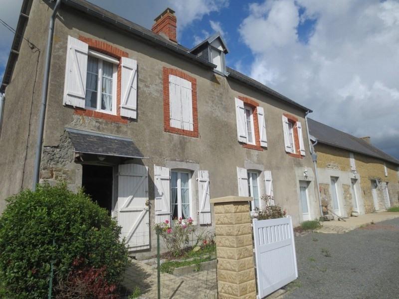 Revenda casa Quettreville sur sienne 168000€ - Fotografia 1