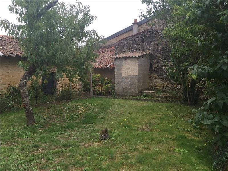 Vente maison / villa Iteuil 45000€ - Photo 2
