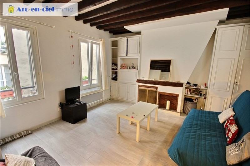 Vente appartement Paris 5ème 278000€ - Photo 2