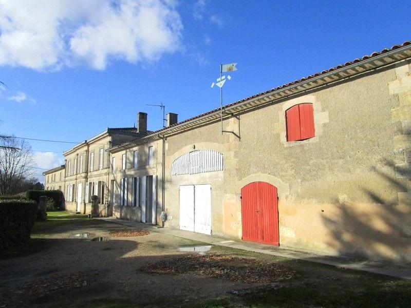 Sale house / villa St andre de cubzac 473000€ - Picture 2