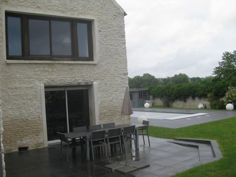 Sale house / villa Saint martin la garenne 465000€ - Picture 8