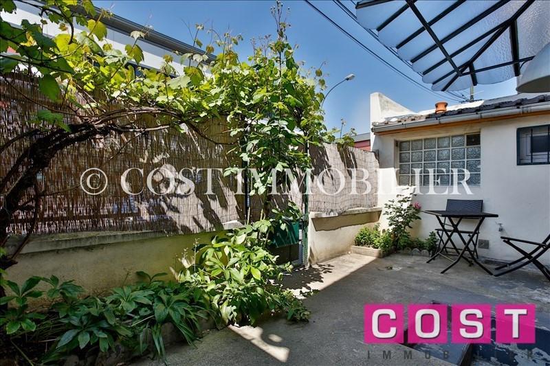 Venta  casa Asnieres sur seine 416000€ - Fotografía 5