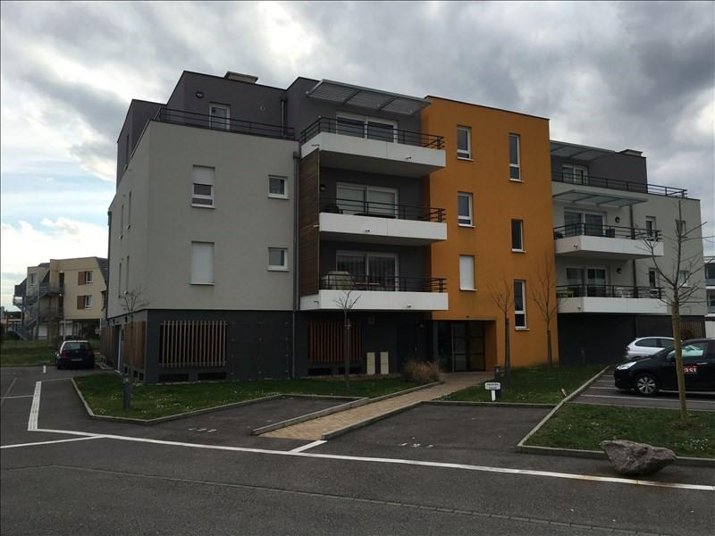 Location appartement Holtzheim 653€ CC - Photo 1