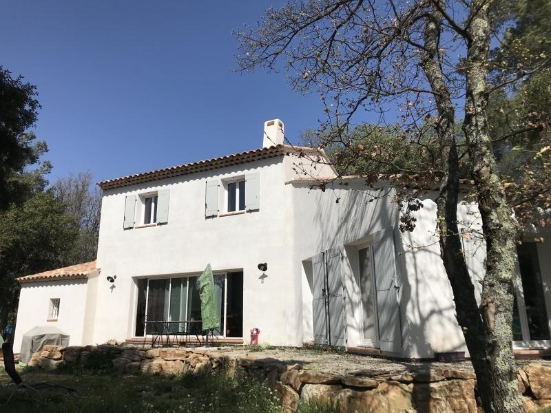 Sale house / villa Pourrieres 525000€ - Picture 2