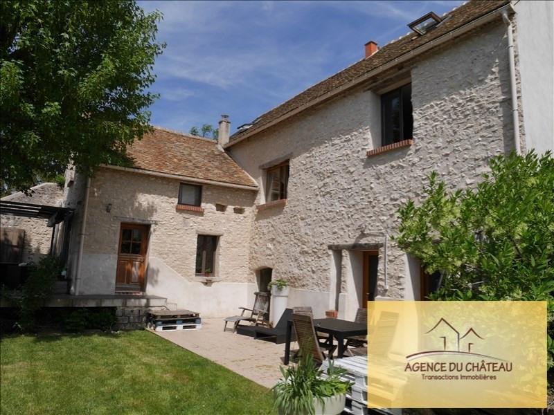 Sale house / villa Villette 385000€ - Picture 2