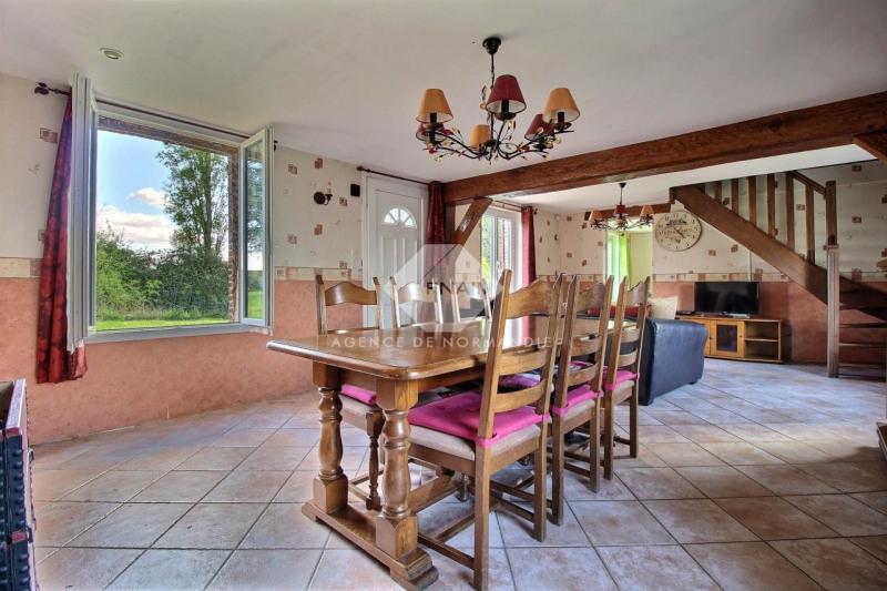 Vente maison / villa Montreuil-l'argille 129000€ - Photo 4