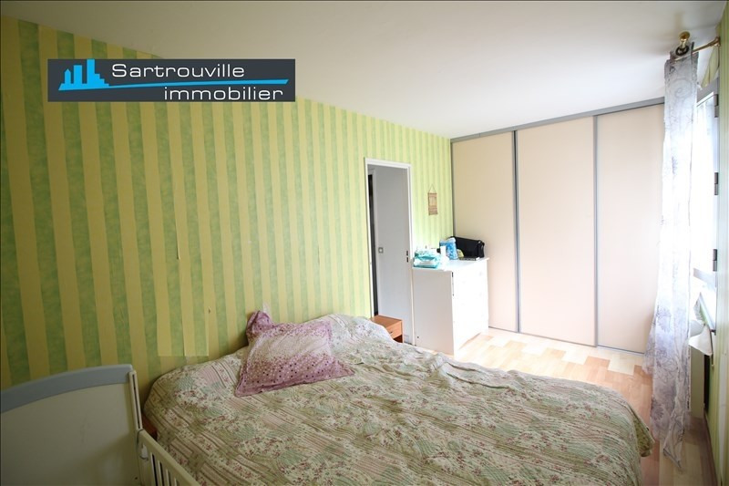 Vente appartement Sartrouville 154 000€ - Photo 4