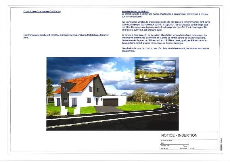 Sale house / villa Walbourg 448000€ - Picture 1