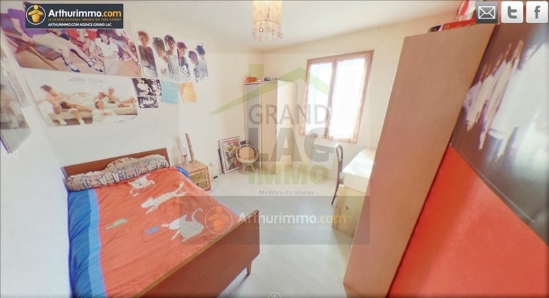 Vente maison / villa Viviers du lac 299000€ - Photo 5