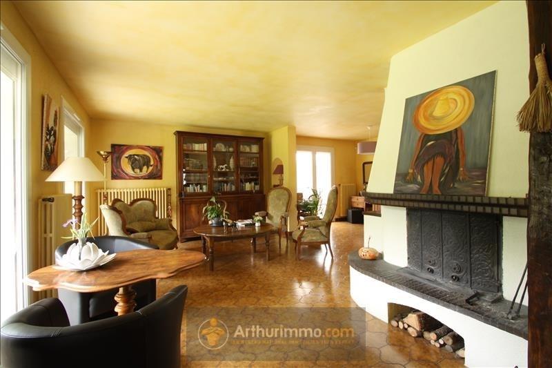 Vente maison / villa Montagnat 480000€ - Photo 2