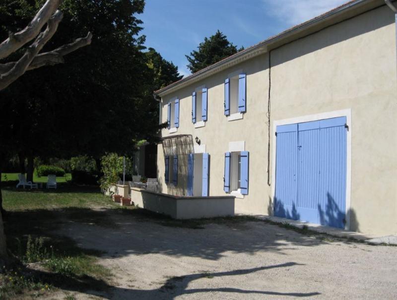 Vente maison / villa Cabannes 530000€ - Photo 2