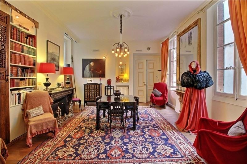Immobile residenziali di prestigio appartamento Toulouse 803000€ - Fotografia 2