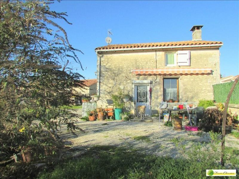 Vente maison / villa Marcillac lanville 77000€ - Photo 1