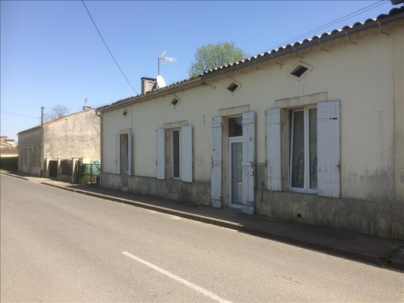 Vente maison / villa Vertheuil 140000€ - Photo 2