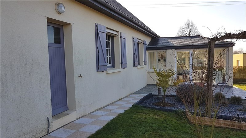 Vente maison / villa Besle sur vilaine 158250€ - Photo 7
