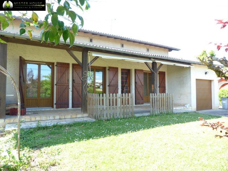 Verkoop  huis Montauban 195000€ - Foto 1