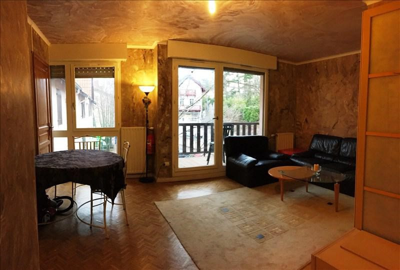 Venta  apartamento Charbonnieres les bains 150000€ - Fotografía 2