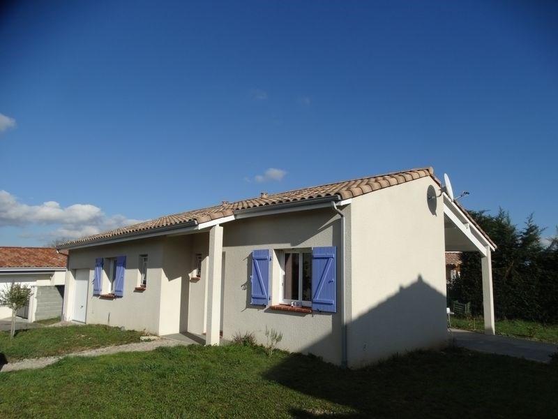 Vente maison / villa Fontenilles 256000€ - Photo 1