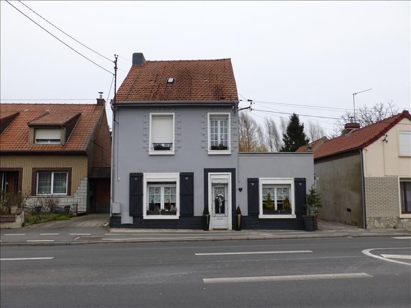 Vente maison / villa Chocques 152000€ - Photo 1