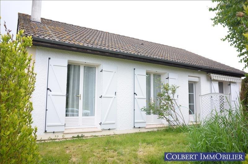 Vente maison / villa Laroche st cydroine 129900€ - Photo 1