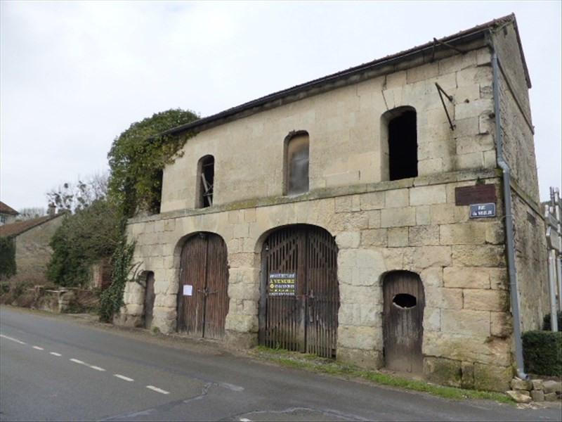 Sale house / villa Crepy en valois 72000€ - Picture 1