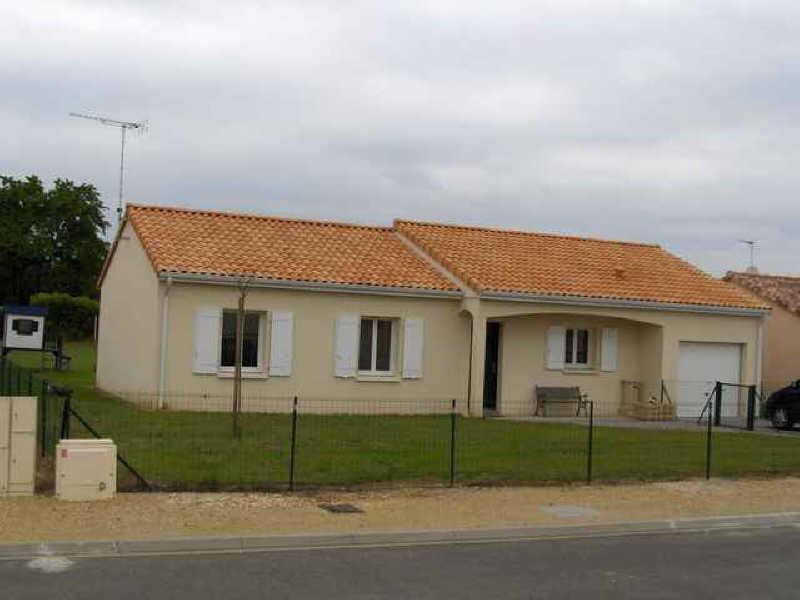 Location maison / villa Naintre 660€ +CH - Photo 2