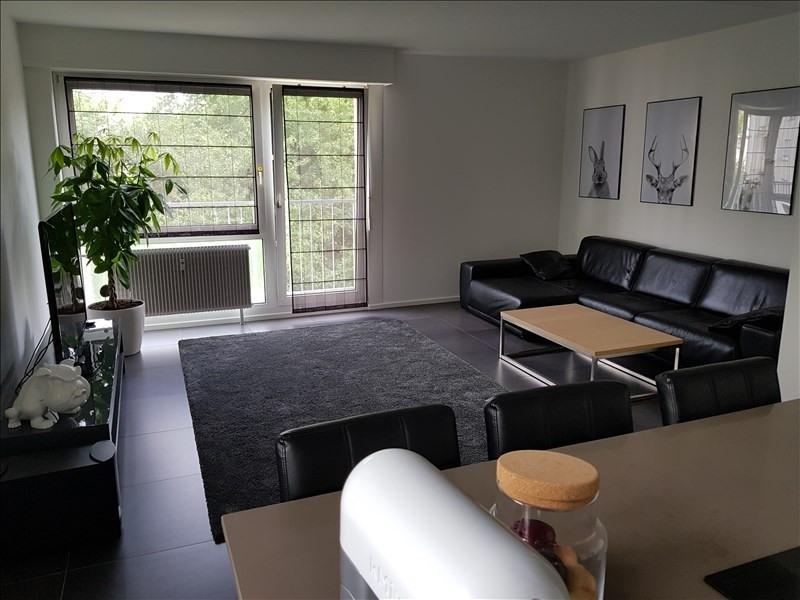Sale apartment Riedisheim 109000€ - Picture 3