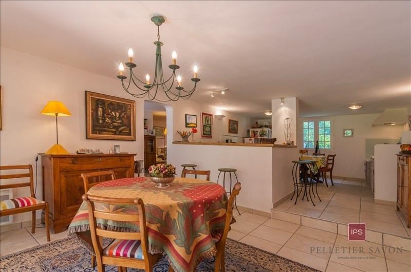 Vente de prestige maison / villa Le puy ste reparade 630000€ - Photo 6