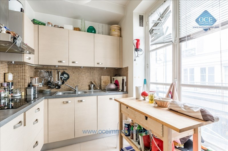 Vente de prestige appartement Paris 3ème 770 000€ - Photo 5