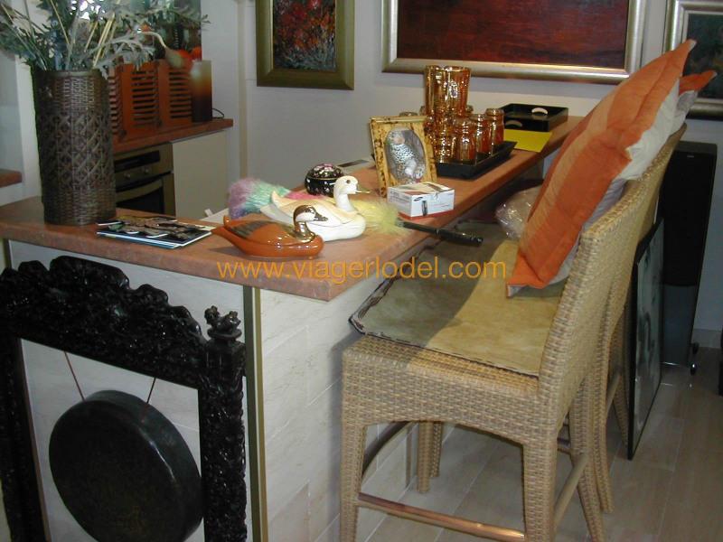 Vitalicio  apartamento Golfe-juan 230000€ - Fotografía 13