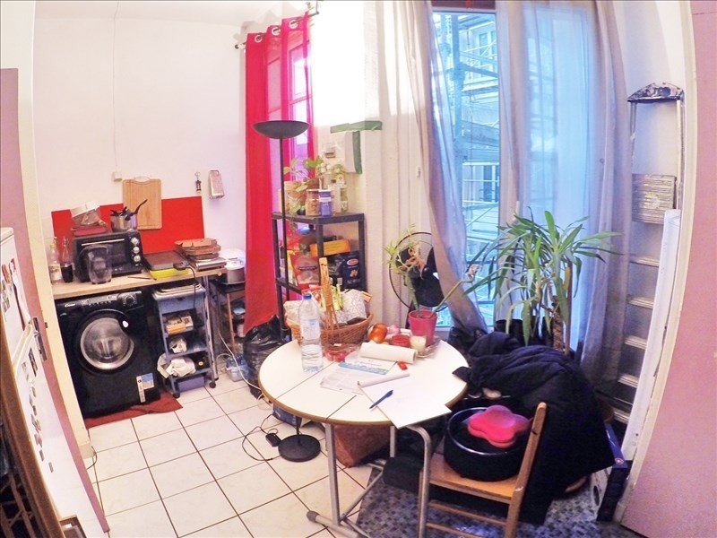 Investment property apartment Paris 11ème 205 000€ - Picture 2