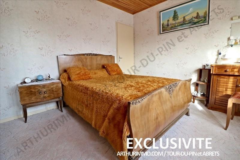 Vente maison / villa La tour du pin 185000€ - Photo 5