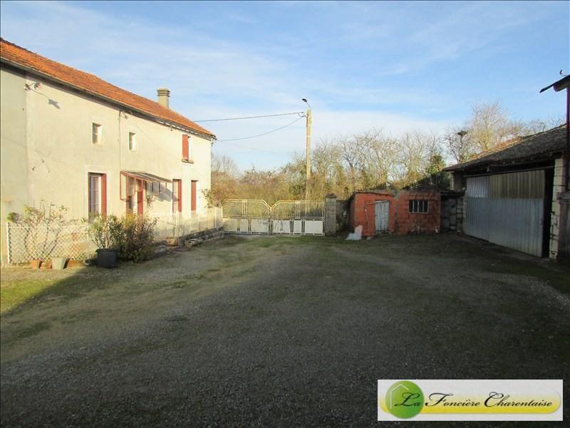 Vente maison / villa Aigre 89000€ - Photo 8