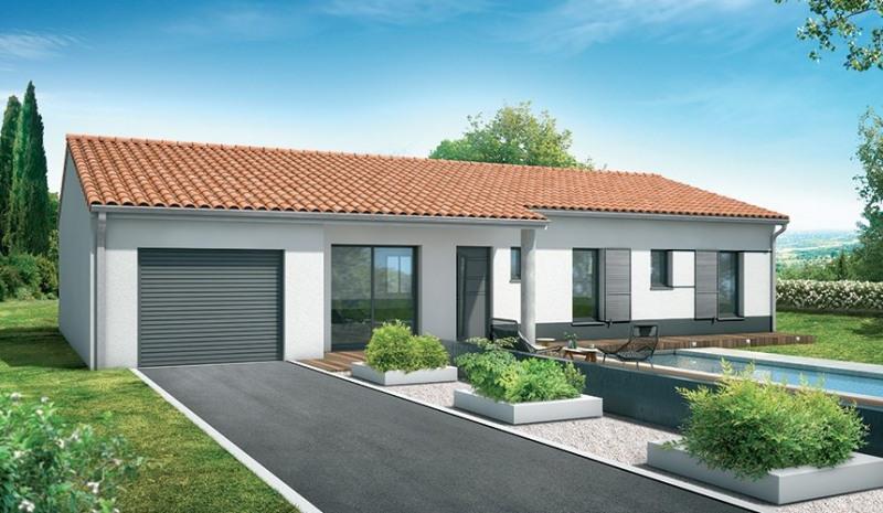 Maison  4 pièces + Terrain 690 m² Lugos par MAISONS SANEM