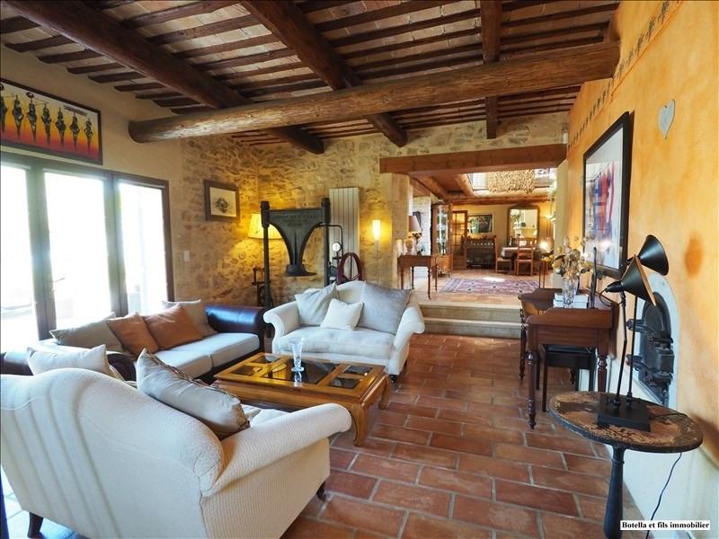 Deluxe sale house / villa Uzes 945000€ - Picture 3