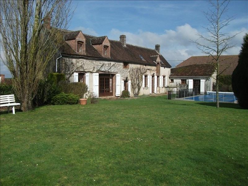 Sale house / villa Villeneuve sur yonne 249500€ - Picture 1