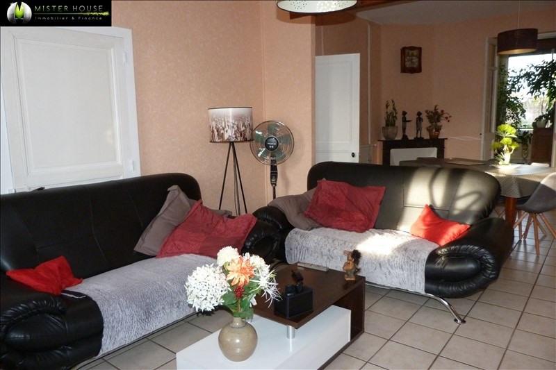 Rental house / villa Montech 805€ CC - Picture 1