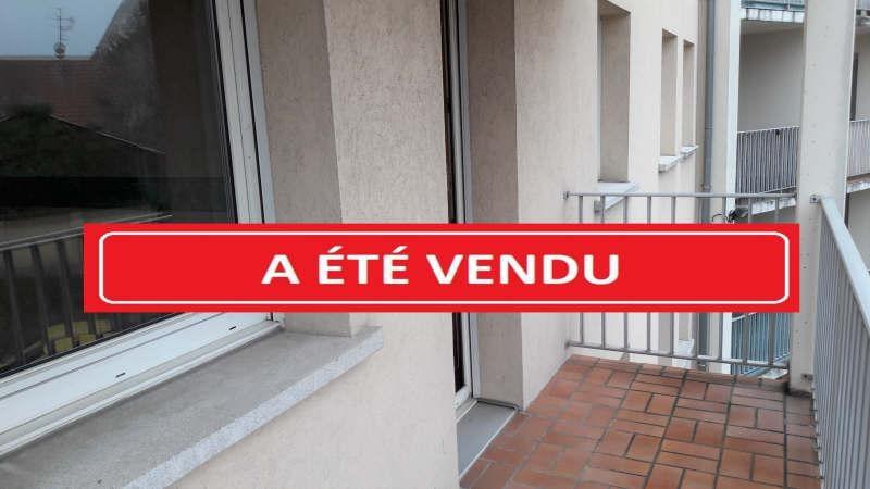 Vente appartement Haguenau 144000€ - Photo 1