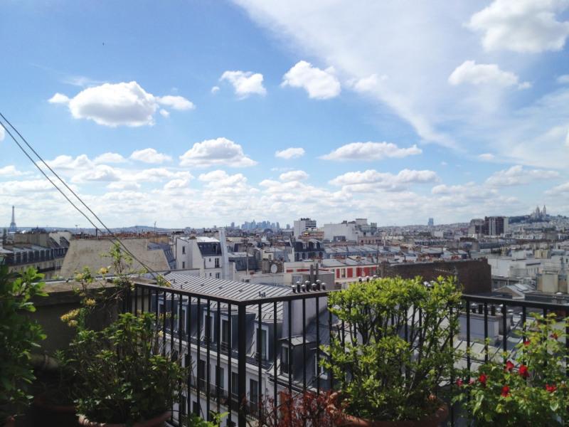 Rental apartment Paris 11ème 2630€ CC - Picture 2